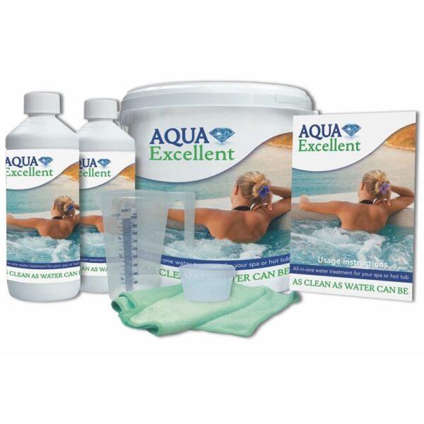 Aqua Excellent all in one wateronderhoud