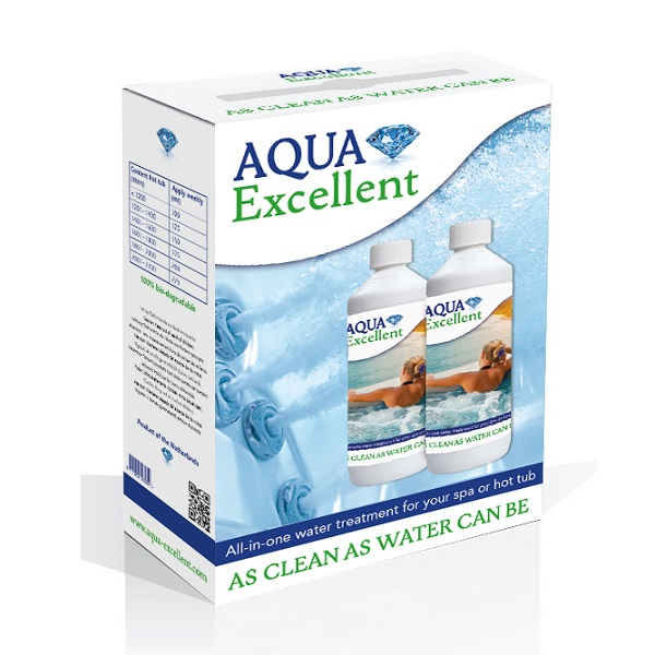 Aqua Excellent all in one REFILL