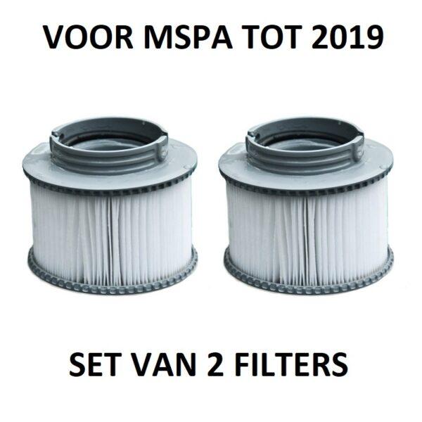 MSpa filter cartridge