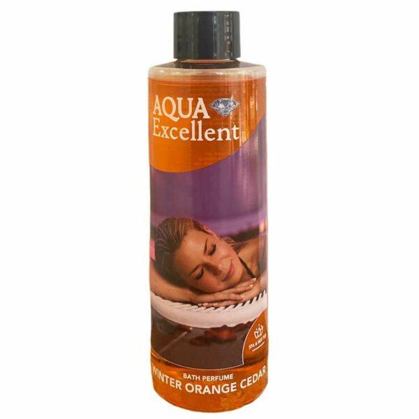 Aqua Excellent spa geur Winter Orange Ceder