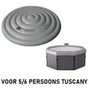 Isolatie deksel MSpa Tuscany