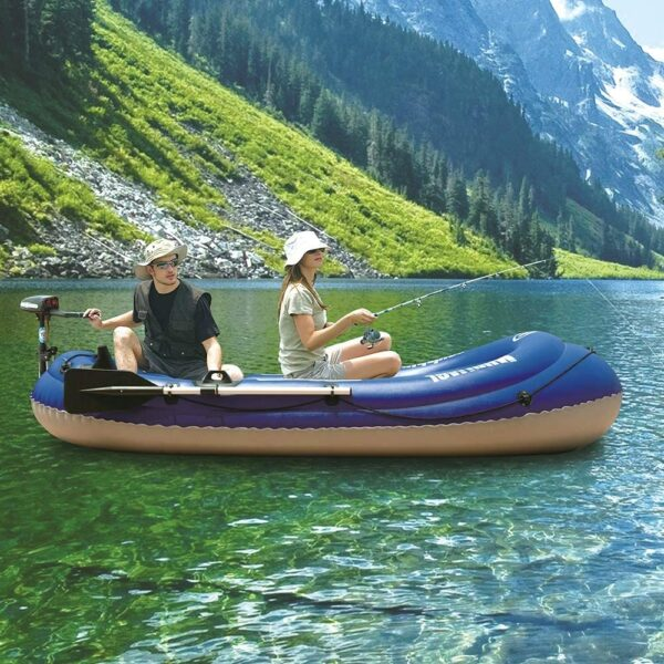 Aqua Marina Wildriver rubberboot met motor