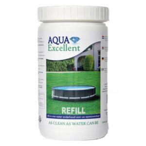 Aqua Excellent REFILL voor zwembaden